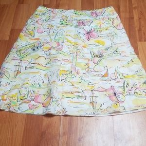 Express | Hawaiian Circle Skirt